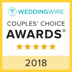 2018 Wedding Wire Couples Choice Award for Wedding DJ